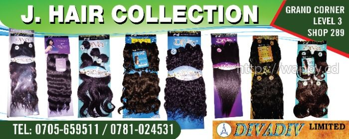 DIVADIV Hair Pieces
