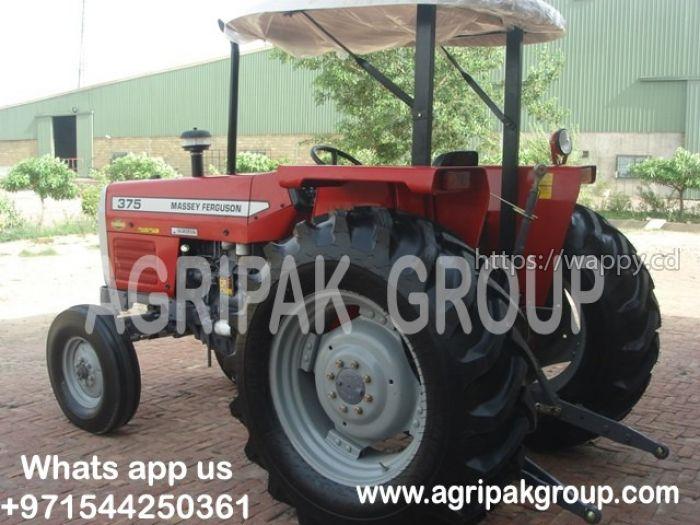 Brand New Massey Ferguson 375 Tractor for Sale