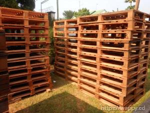 Palettes en bois de très bonne qualité