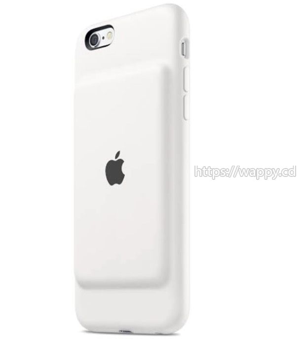 Vente iPhone 6 + case battery