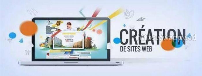 La creation de site internet