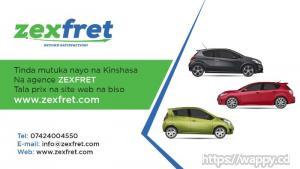 •Import/export  des véhicules