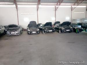 Reparation vehicule de gamme et autres
