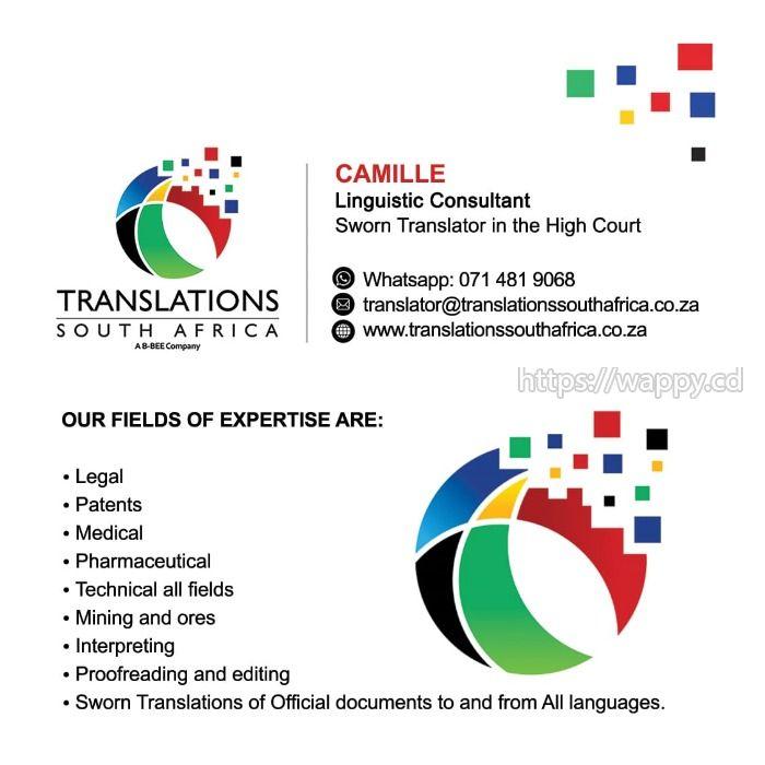Service de Traductions