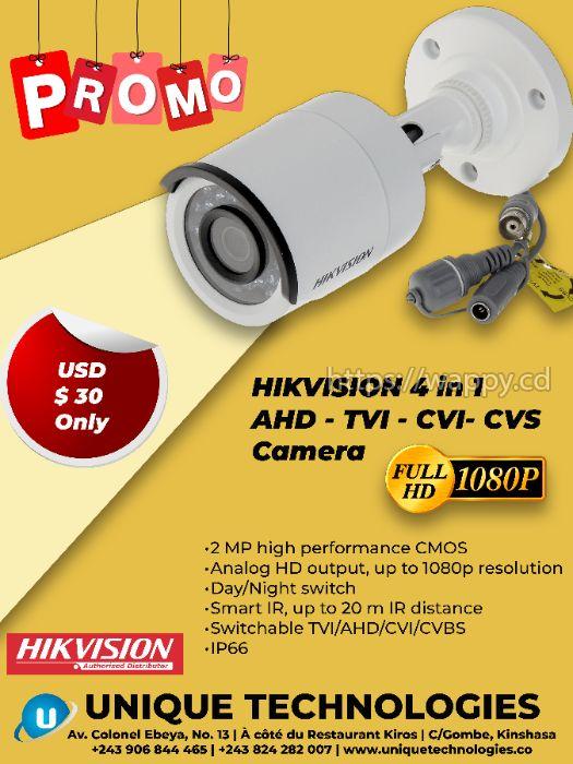 Hivision IR Bullet Camera