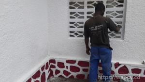 Peintre bâtiment professionnel