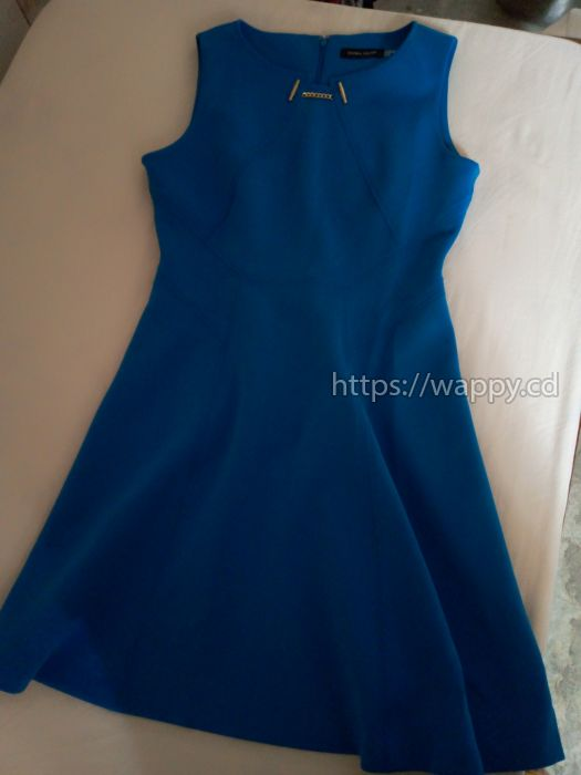 Robe bleu IVANKA TRUMP