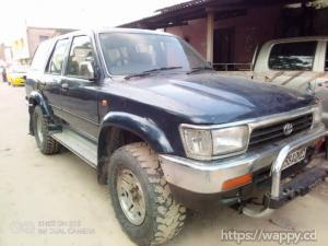 Jeep TOYOTA 4X4 (4Runner Surf)