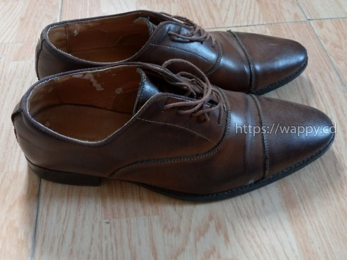ZB Chaussure pour Homme brown