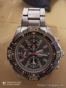 Seiko Chronograph 7T62 model
