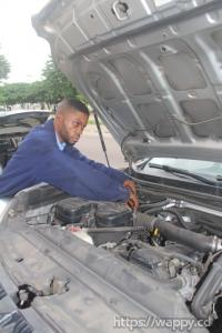 Service d'automobile