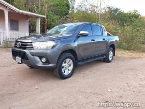 Toyota Hilux 4x4 Year 2019