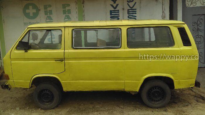 Minibus  à vendre