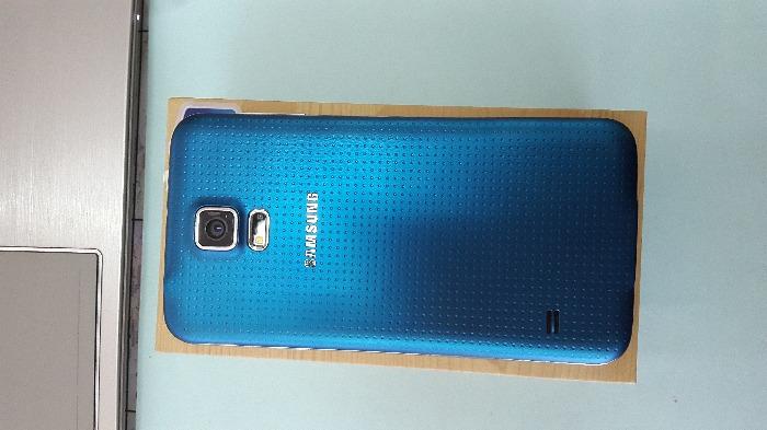 Samsung S5 [Bleu]