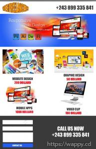 Infographiste et site web designer