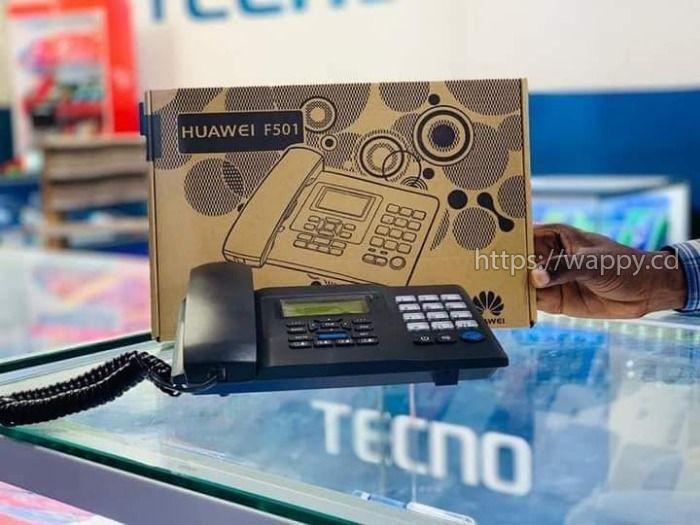 TÉLÉPHONE FIXE HUAWEI STANDARD