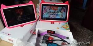 Les Tablettes Android pour Enfants.