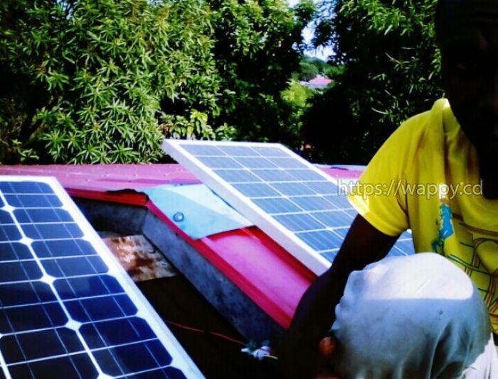 Installation Panneaux Photovoltaïques