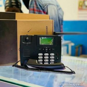 55$ Téléphone Fixe Huawei STANDARD avec Sim