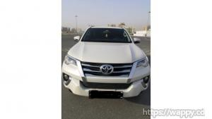 TOYOTA FORTUNER GXR V6 FULL OPTIONS
