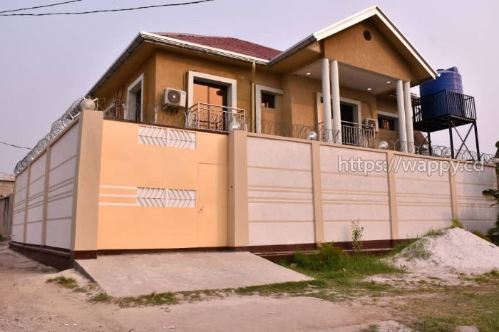 Villa a louer dans la ville de Kinshasa. Ngaliema
