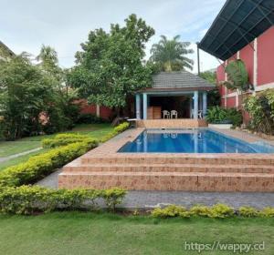 Villa a louer dans la ville de Kinshasa