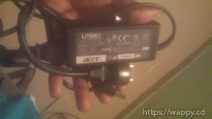 Chargeur acer (laptop)