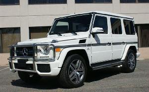 Ce 2013 Mercedes -Benz G -Class , 4 port
