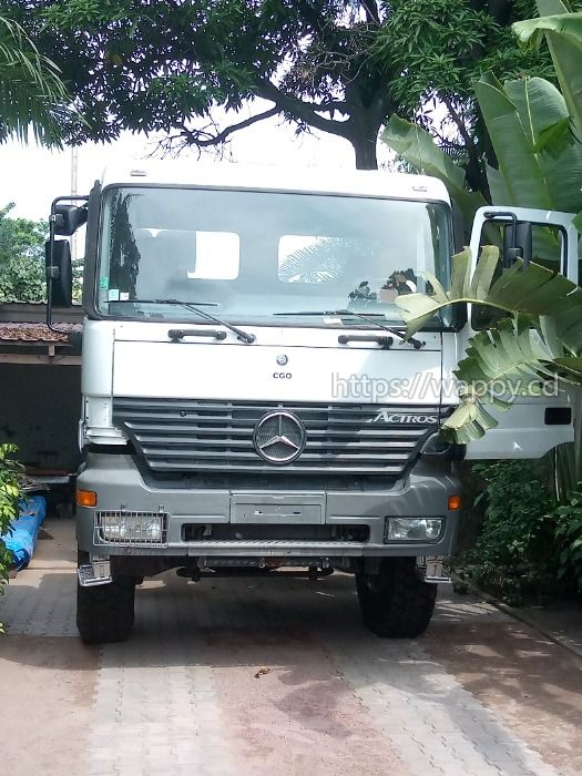 Actros 4*4