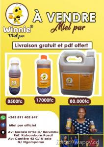 Miel pur Winnie