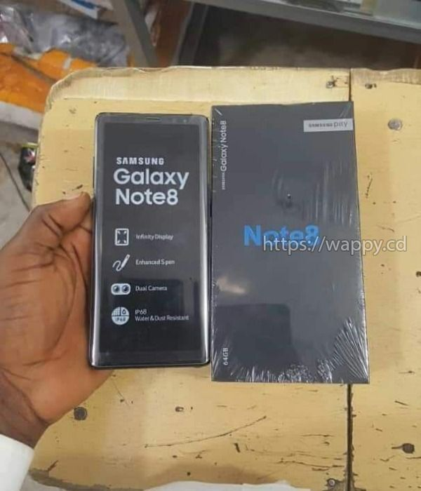 Samsung Galaxy note 8 duos