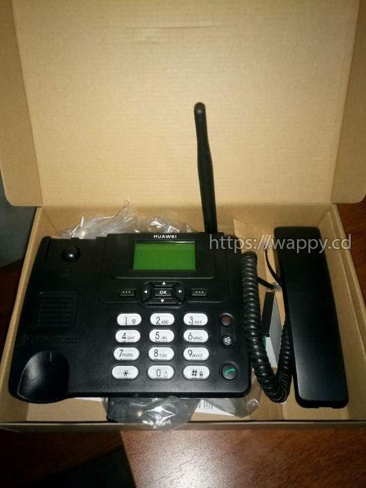 Téléphone Fixe Huawei Standard avec Sim
