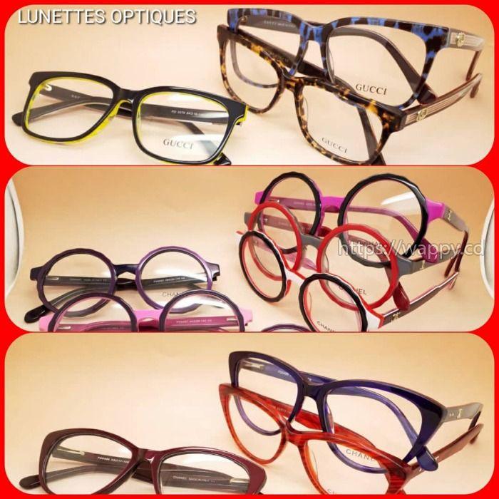 Lunettes optiques