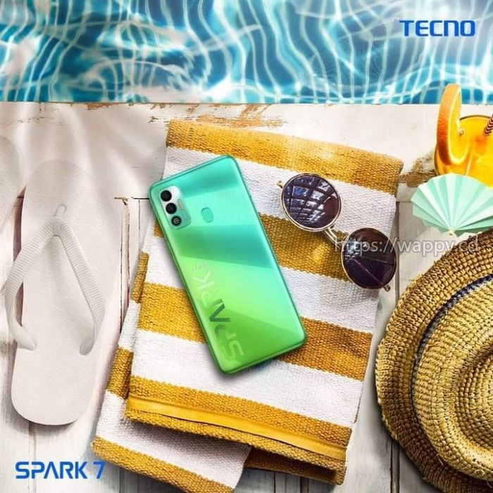 TECNO SPARK 7