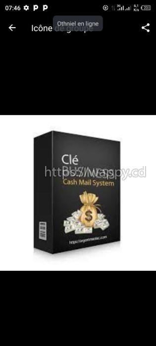 Clé business