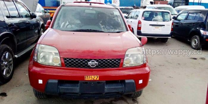 Vente d'une Nissan Xtrail /Rouge