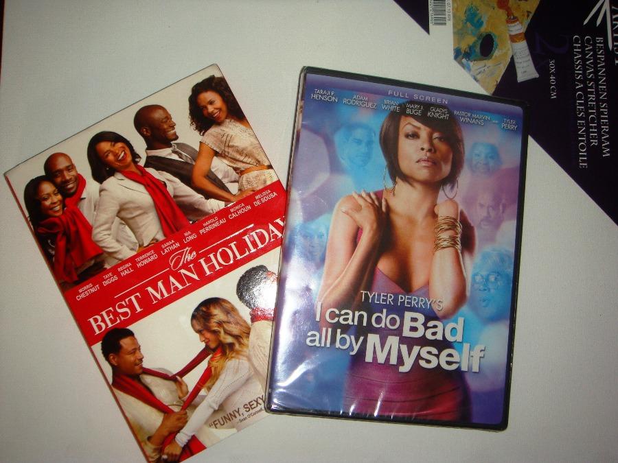 2 DVD originaux de Films Afro Américain