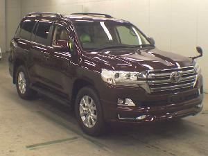 TOYOTA LAND CRUISER 2016/3 AX SAEFTY SEN