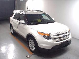 846022 FORD EXPLORER 2011/11 LIMITED