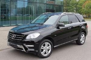 Mercedes-Benz ML 350 4MATIC BlueEFFICIEN