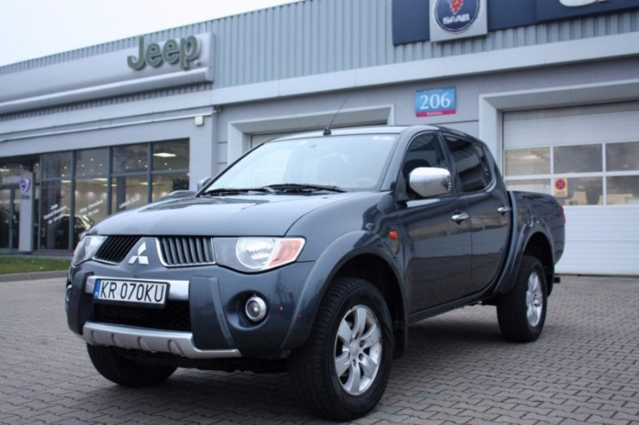 Mitsubishi L200 Pick Up *4x4