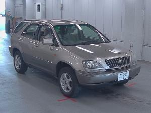 TOYOTA HARRIER 2000
