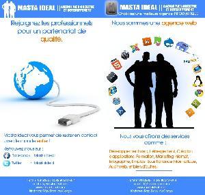 Masta Idéal: Agence web et Développeme