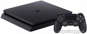 PlayStation 4 Slim 500Go (PS4 Slim)