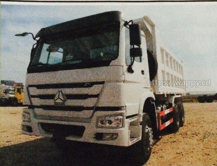 Camion benne sinotruck