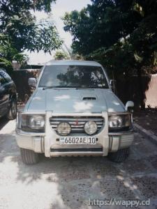 Jeep Mitsubishi Pajero