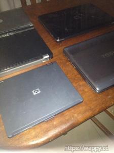 Laptops (Acer, IBM, Samsung, Compaq, HP, Dell)