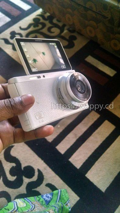 Appareil photo Samsung Mini NX