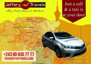 Jeffery Taxi