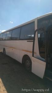 Scania buss car